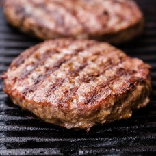 16oz Pack of 4 Hamburger Patties (4 - 4oz Patties) - 100% Grass-Fed